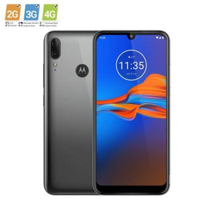 Celular Motorola E6 Plus 64Gb Gris