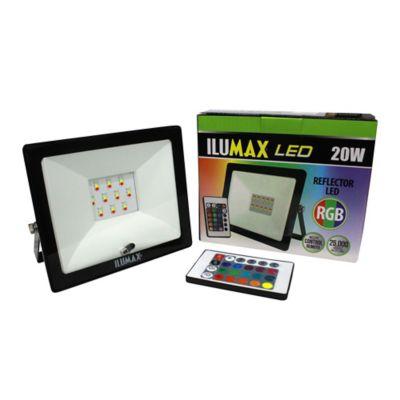 Reflector Led 20w Multicolor Rgb