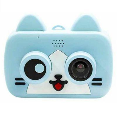 Cámara Digital Niños - Gato Azul