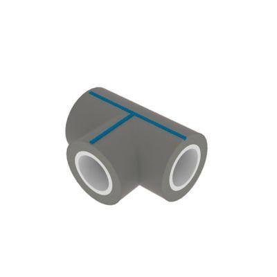 Tee H-H-H PVC Pre Aislada Pead+Uv Rde 21 -1 Pulgadas