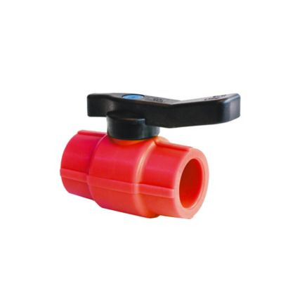 Valvula Bola Rct Red Contra Incendio H-H 40mm