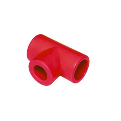 Tee Pp-Rct Red Contra Incendio 50mm