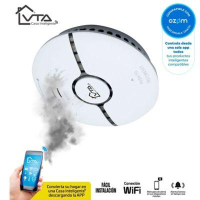Detector Inteligente de Humo con Alarma