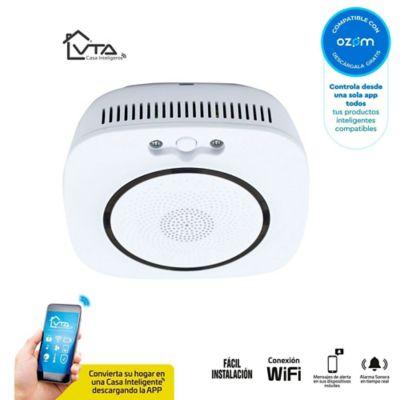 Detector Inteligente Fugas de Gas con Alarma
