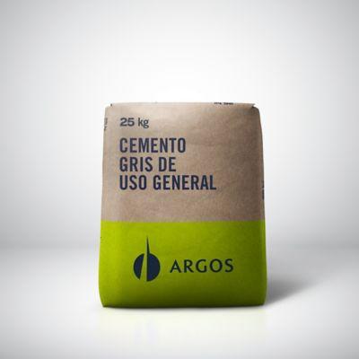 Cemento Argos Gris 25kg