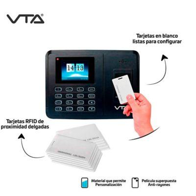 Set 10 Tarjetas RFDI Para Control de Acceso 70075