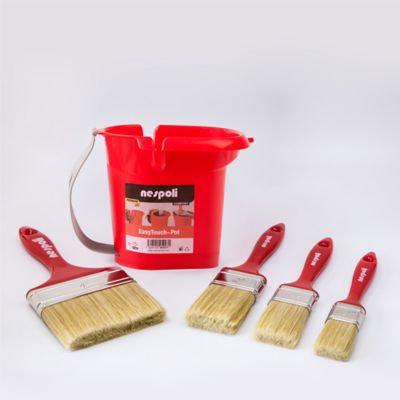 Kit Profesional I- Pot + Brocha 1.2.1.5.2 y 4 Pulg