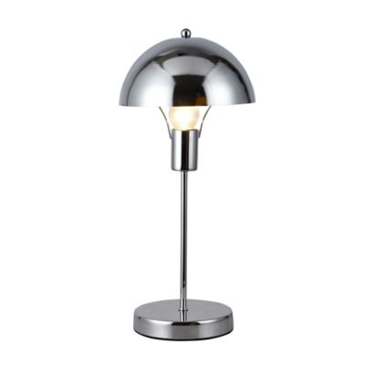 Lámpara de Mesa Collet Cromo A60