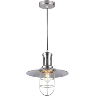 Lámpara Colgante Pandora Cromo A60