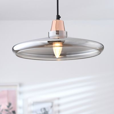Lámpara Colgante Wanda Ovalada A60