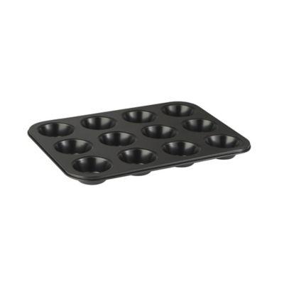 Molde 12 Muffin 34.8x26.4x3 Acero Orión BG