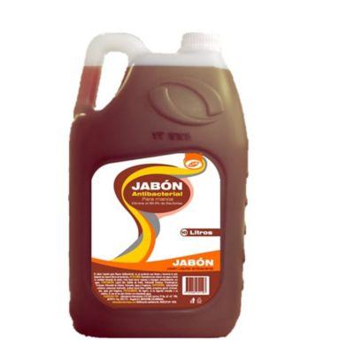 Jabon Manos Antibacterial x10 Litros
