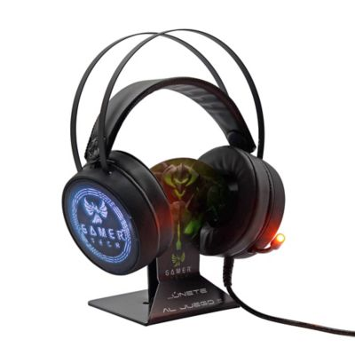 Diadema Gamer TECH GT8D