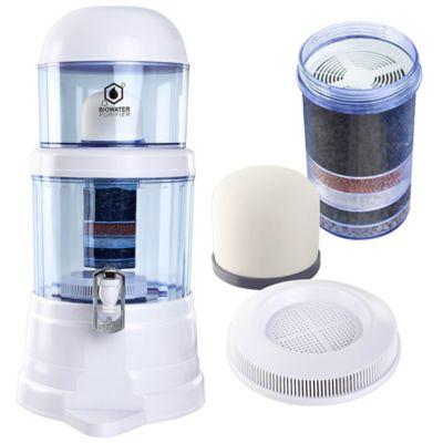 Combo Purificador Agua Biowater + Kit de Repuestos