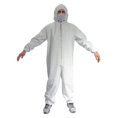 Traje de Protección Overol Blanco Talla M