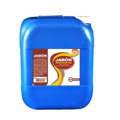 Jabon Manos Antibacterial x20 Litros