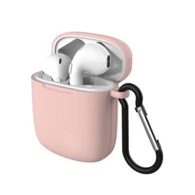 Audífono Skeipods E50-18H-TWS Earbuds HD Funda Rosa