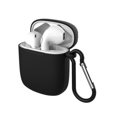 Audífono Skeipods E50-18H-TWS Earbuds HD Funda Negro