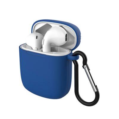 Audífono Skeipods E50-18H-TWS Earbuds HD Funda Azul