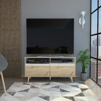 Mesa para TV de Hasta 60 Pulgadas Benett 53.5x141x45 Duna