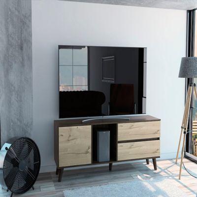 Mesa para TV de Hasta 65 Pulgadas Salem 60x158.4x38 Coñac Duna