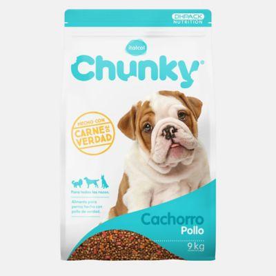 Chunky Cachorro 9Kg Nuggets