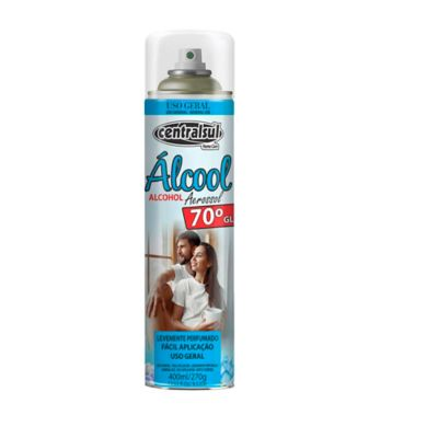 Alcohol Desinfectante en Aerosol 400ml