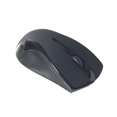 Mouse Óptico MAXI con Conector USB 800DPI MS-0022 Negro