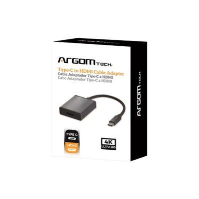Cable Adaptador Tipo-C a HDMI 15cm