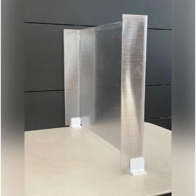 Pantalla + Termof U + Soporte 6mm 0.8x0.6x0.1m