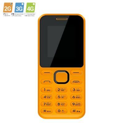 Celular D265 Naranja