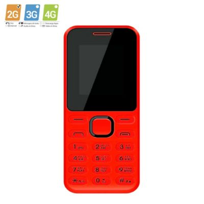 Celular D265 Rojo
