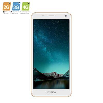 Celular L503F PLUS Dorado