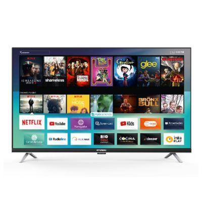 Televisor 40 Pulgadas FHD LED HYLED402 Negro