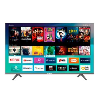 Televisor 58 Pulgadas LED 4K UHD HYLED5805N4KM Negro