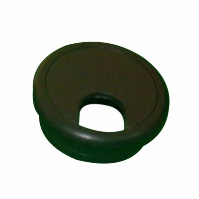 Pasacable 60mm Paquete x 500 Unidades Negro