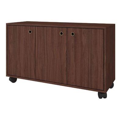 Mueble Organizador Multiuso 33x90x53.5 Castaño