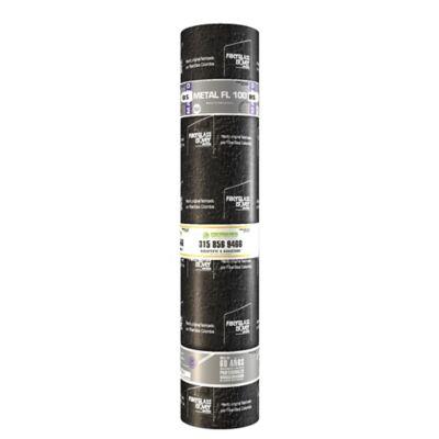 Manto Asfáltico Metal FL-100 BS 10m2 3mm FV-AL