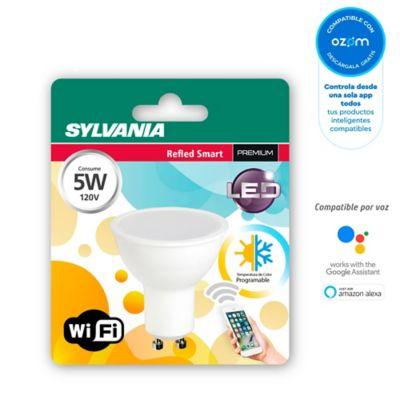 Bombillo Led Gu10 Smart Wifi 5w 350 Lúmenes