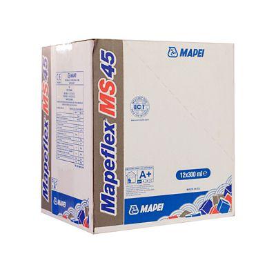 Mapeflex Ms 45 Gris Paquete X 12 Und Cu300ml