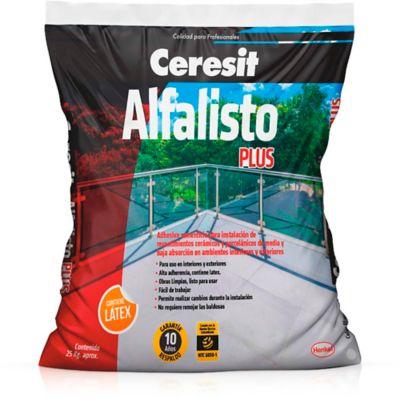 Ceresit Alfalisto Plus 25kgx 60Unds