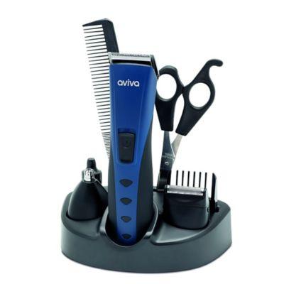 Corta Barba Recargable 10 Piezas MT-400 110 V