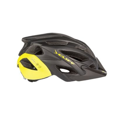 Casco Adventure Night Black/Tang M