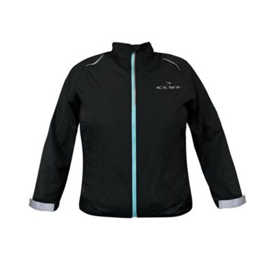 Chaqueta Elite Windpr Neg/Azul Women XS