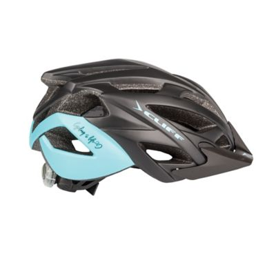 Casco Adventure Night Black/Tur S