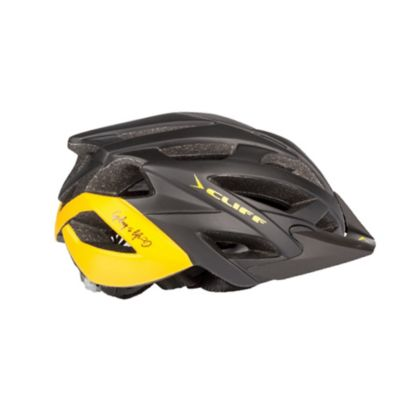 Casco Adventure Night Black/Yel M