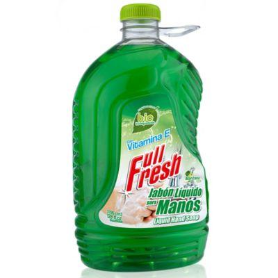 Jabón Líquido para Manos Bio 3785ml Caja x6Unids Manzana