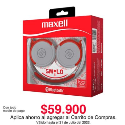 Diadema Bluetooth Smilo BT 400