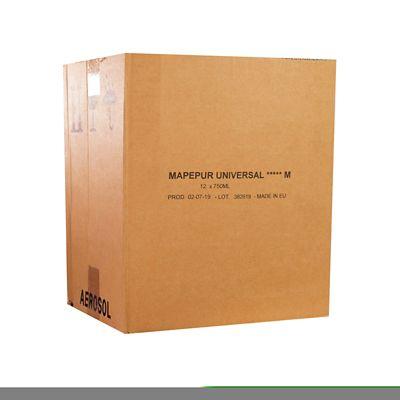 Mapepur Universal Foam M Paquete 12und Cu 750ml