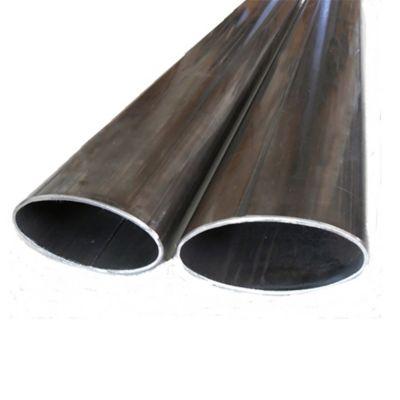 Tubo Eliptico 25x48x0.90mm C20 6m Mueble